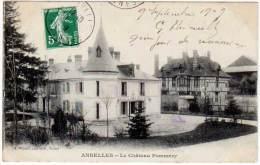 Annelles - Le Château Pommery - France