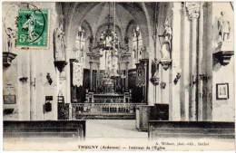 Thugny - Intérieur De L'église - France