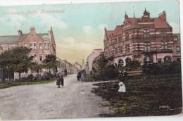 CPA Animée - Entrance To Links - BURNTISLAND - 1905 - Fife