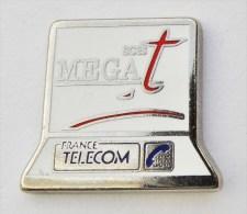 Pin's France Telecom MEGA - C016 - Pin's