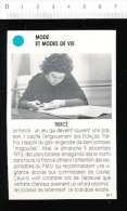 Le Tiercé / Courses Hippiques / Jeu PMU  /  167-ES-MOD/2 - Vieux Papiers