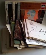 M#0F12 LOTTO 33 DISCHI VINILE MUSICA CLASSICA/BEETHOVEN/LISZT/MOZART Etc - Classica
