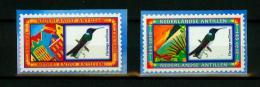 Ned Antillen Antilles 2004,2V,birds,vogels,oiseaux,vögel,MNH/Postfris,(E3987ca) - Vogels