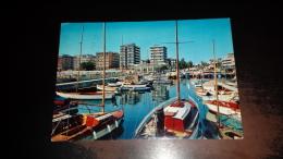 C-35999 RICCIONE PANORAMA DELLA NUOVA DARSENA PORTO HOTEL ALBERGHI BARCHE - Rimini