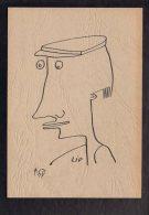 Illustrateur Dessin (S ) Sarehau   - Lip / Edition L'Ecchymose à Caen / Dessin D'actuaité à L'epoque - Other Illustrators