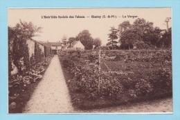CHARNY - L´Entr´Aide Sociale Des Tabacs - Le Verger - TBE - France