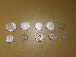 France: lot 10 monnaies/coins - pour d�butants et les �changes-  For beginners and swaps  #9