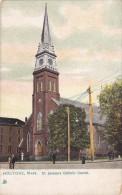 TUCK #5523, HOLYOKE, Massachusetts; St. Jerome's Catholic Church, 00-10s - United States