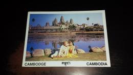 C-36106 CAMBODGE SIEM REAP ANGKOR WAT SOVANN MACHHA DANCING - Cambodge