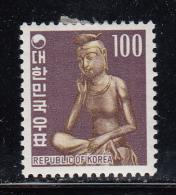 Korea South MH Scott #652 100w Miruk Bosal - Corée Du Sud