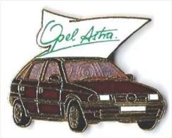 OPEL ASTRA - 03 - Verso : DEMONS & MERVEILLES - Opel