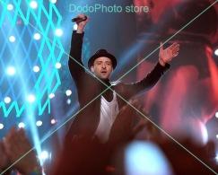 Justin Timberlake - 0011 - Glossy Photo 8 X 10 Inches - Berühmtheiten