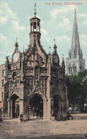 CHICHESTER, Sussex, England, 1900-1910's; The Cross - Chichester