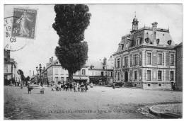 LA FERE CHAMPENOISE HOTEL DE VILLE - Fère-Champenoise