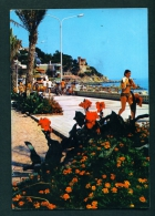 SPAIN  -  Lloret De Mar  The Promenade  Used Postcard As Scans - Other