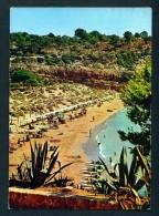 SPAIN  -  Salou  Lazareto Beach  Used Postcard As Scans - Other