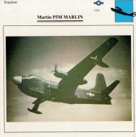 MARTIN  P5M  MARLIN             (NUOVO CON DESCRIZIONE E SCHEDA  TECNICA)  2SCAN - 1946-....: Moderne