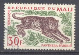 Mali YT N°74 Léopard Panthera Pardus Oblitéré ° - Mali (1959-...)
