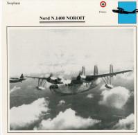 NORD  N.  1400  NOROIT         (NUOVO CON DESCRIZIONE E SCHEDA  TECNICA)  2SCAN - 1946-....: Moderne