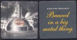 Carlton Draught Black Beer, Australia #2 - Sous-bocks