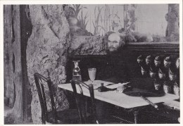 CP Paul Verlaine Au Café Procope - Schriftsteller