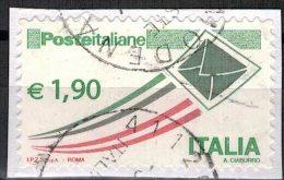 """(us)  -  ITALIA --- Uni. N° 3466 -2013- """"ANNULLATI/USED"""" - 2011-...: Usati"""