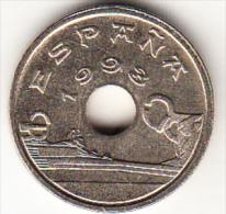 ESPAÑA 1993 .25 Pts.PAIS VASCO NUEVA SIN CIRCULAR. CN4312 - 25 Pesetas