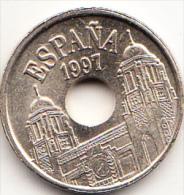 ESPAÑA 1997 .25 Pts.MELILLA NUEVA SIN CIRCULAR. CN4312 - 25 Pesetas