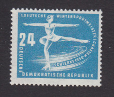 German Democratic Republic, Scott #52, Mint Hinged, Skater, Issued 1950 - [6] Democratic Republic