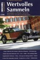 Sammel-Objekte MICHEL Wertvolles Sammeln 2/2015 Neu 15€ Luxus Informationen Of The World New Special Magazine Of Germany - Badges