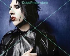 Marilyn Manson - 0015 - Glossy Photo 8 X 10 Inches - Célébrités