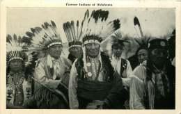 PAWNEE  - Pawnee Indians From Oklahoma - Unused - Indianer