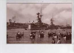 MALTE - The Grand Fleet In Harbour - Très Bon état - Malta