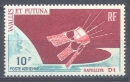 Wallis Et Futuna Poste Aérienne YT N°26 Satellite D1 Neuf ** - Poste Aérienne