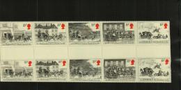 GREAT BRITAIN – QEII - 1984 - 10  STAMPS - MNH - 1952-.... (Elizabeth II)