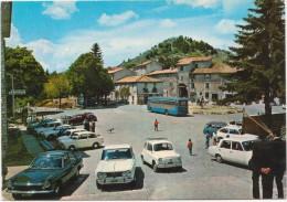 1403 - CAPRANICA PRENESTINA ROMA PIAZZA PIETRO BACCELLI 1971 ANIMATISSIMA - Italia