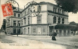 TROYES - Le Théâtre - Troyes