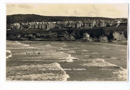 Post Card - RPPC - Atlantic Terrace - # 632 F.A. MAYCOCK, The Little Art Shop, Polzeath, Cornwall - Altri