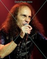 Ronnie James Dio - 0024 - Glossy Photo 8 X 10 Inches - Berühmtheiten