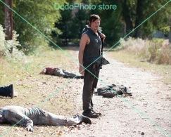 Walking Dead - 0554 - Glossy Photo 8 X 10 Inches - Célébrités