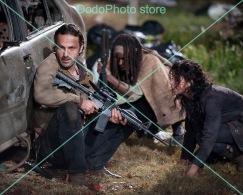 Walking Dead - 0610 - Glossy Photo 8 X 10 Inches - Berühmtheiten