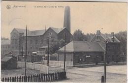 Mariemont - La Station et le puits St Arthur - Edit. Nels, Bruxelles S�rie Morlanwelz n� 37