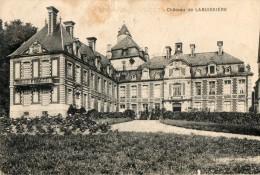 CPA LABUISSIERE. Chateau, Parc, 1915 - Frankreich