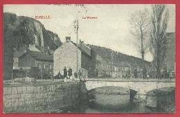 Jemelle - La Wamme - Belle Animation  - 1913 ( Voir Verso ) - Rochefort
