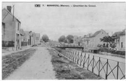 9  BISSEUIL QUARTIER DU CANAL - Frankreich