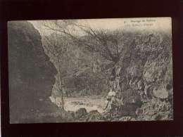 Tahiti Passage Du Sphinx édit. Gauthier N° 97 Animée - Polynésie Française
