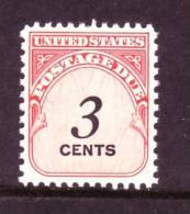 U.S.J91   **      1959-85 Issue Rotary Press  Perf 11 X 10 1/2 - Postage Due