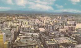 MEXIQUE---vista Panoramica Panoramic View Mexico D F Mex--voir 2 Scans - Mexique