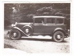 OLDTIMER AUTO 1920-1930 - Met Chauffeuse - Auto's