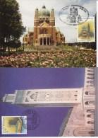 Belgi�, maximumkaarten, nr 3002/3003 (6363)